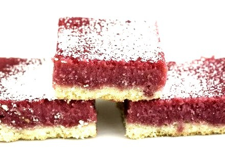 Raspberry Lemonade Bars(Source)Recipe Rundowntaste: Refreshingly Tangy, Tart, Fruity, Sweet.Texture: The Crust Reminds One Of Sugar Cookies More Than It Reminds Me Of Shortbread. The Filling Is...