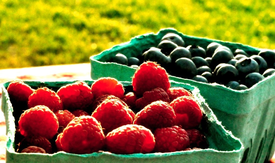 Summer Fresh Berries