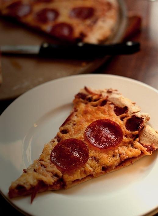 Recipe: The Best Gluten Free Pizza Crust